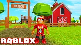 Roblox - das AMAZING FARMER LIFE!! -Roblox Farm mit Freunden 🎮