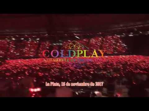 Coldplay - A Final Full Of Dreams (La Plata, 15.11.17)