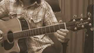The Good, the Bad and the Ugly Theme guitar cover / Хороший, Плохой, Злой на гитаре