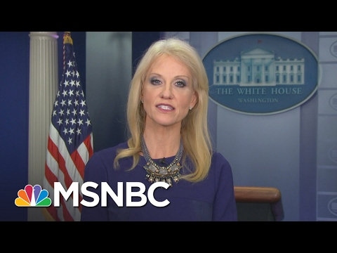 Kellyanne Conway: Michael Flynn Has 'Full Confidence' Of Donald Trump | MSNBC
