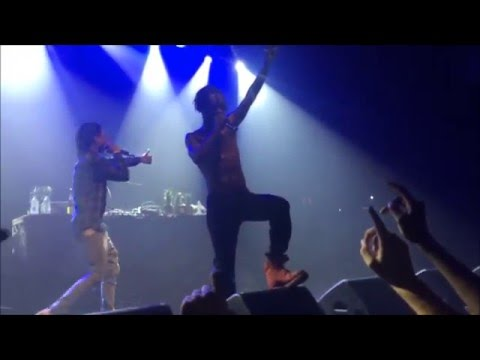 New Rae Sremmurd - Start A Party SremmLife 2 Live (Manchester Ritz 14.12.2015)