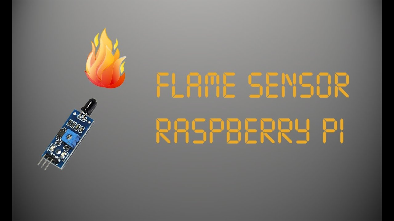Flame Sensor (Raspberry Pi): 4 Steps (with Pictures)