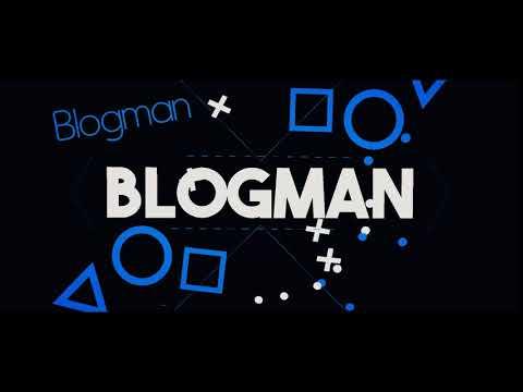 Интро для Blogman