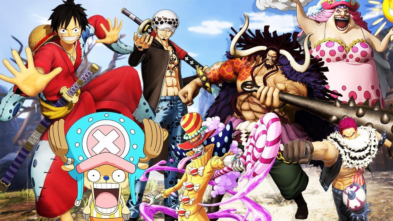 Big Mom Đã Tới Wano Quốc Và Trận Chiến Với Katakuri - One Piece ...