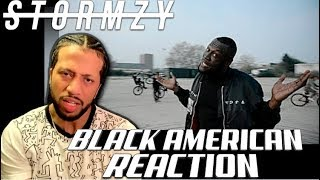 BLACK AMERICAN FIRST TIME HEARING | STORMZY - Vossi Bop