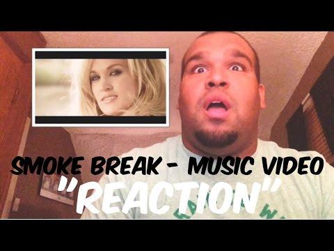 Carrie Underwood - Smoke Break Music Video