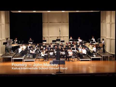 Kailua Intermediate School Concert Band — 2018 OBDA Parade of Bands