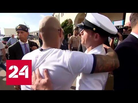 В США ушел в отставку министр военно-морских сил - Россия 24