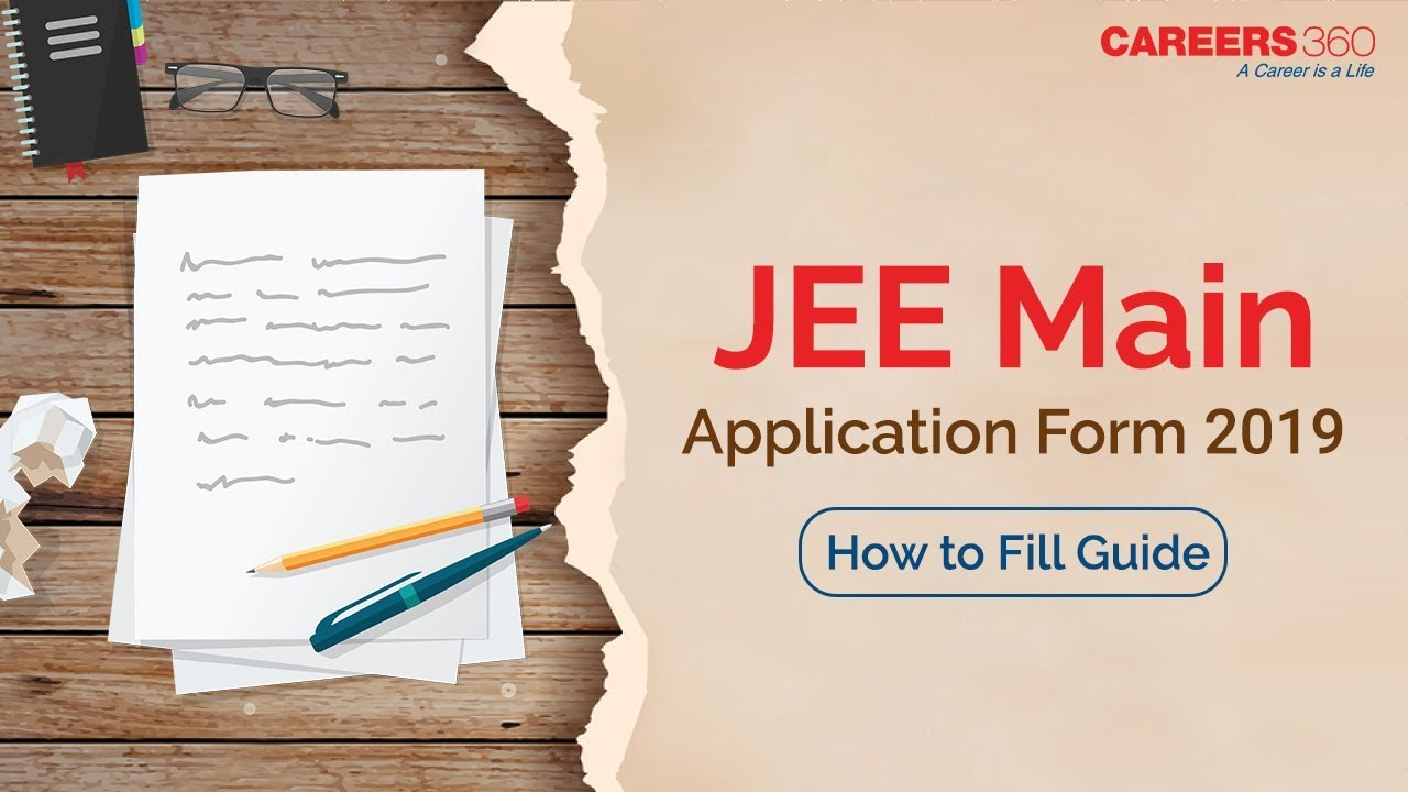 JEE Main Application Form 2020 - Registrations at jeemain nic in