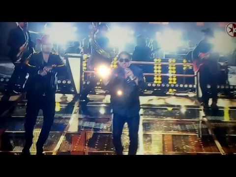 J Balvin ft Julion Álvarez en la voz México 2016