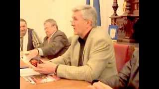 Eterna dragoste in poezie si muzica -Cenaclul Anotimpuri Lugoj-8 03 2012-video2 Ionel Panait
