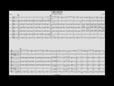 OBLIVION for trumpets ensemble by Valter Valerio & Paolo Trettel