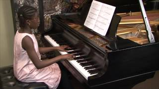 Kiesse Nanor, Chopin:  Berceuse in D Flat Major, Opus 57