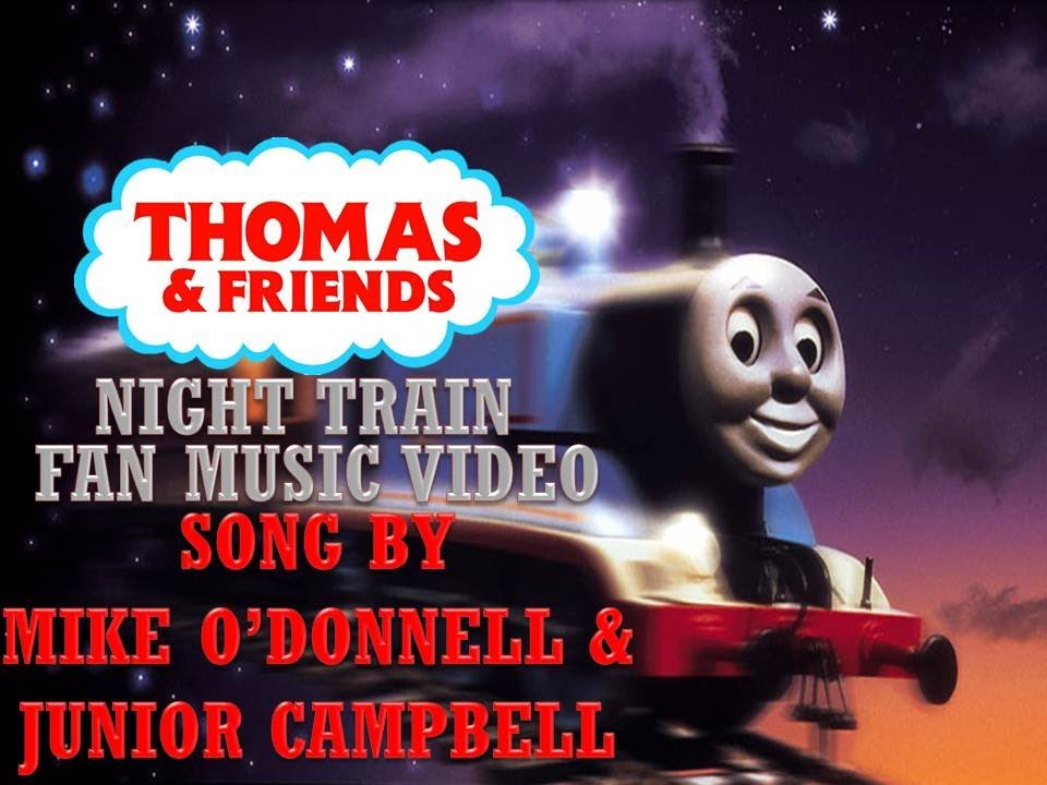 Night Train Mike Odonnell Junior Campbell Youtube