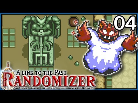 SHE GAVE ME HEAD ALRIGHT! Link to the Past Randomizer the Legend of Zelda Part 4 - DarkLightBros