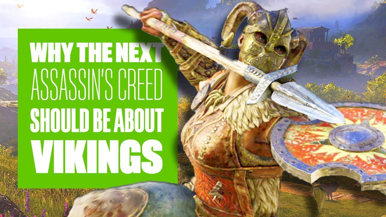 Why the next Assassin's Creed should be about VIKINGS - Assassin's Creed Valhalla thumbnail