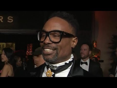 Oscars 2019: Billy Porter on Why He Wore a Bold Ball Gown (Exclusive)