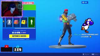 FORTNITE BOUTIQUE of AUGUST 23, 2019! NEW SKIN MAJOR LAZER!
