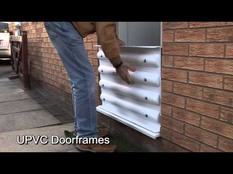 Floodshield - Flood Protection Door Barrier