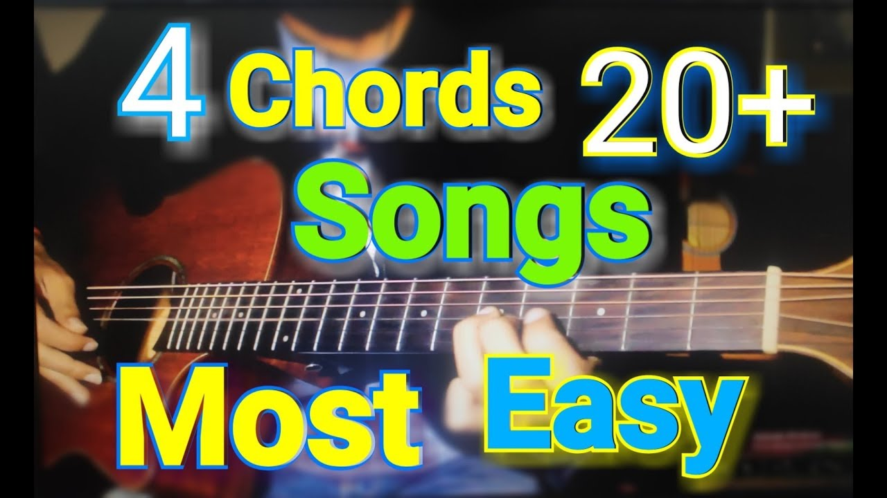 4 Chords 20 Songs Most Easy Hindi Songs Mashup On Guitar Ever Any One Can Play Youtube Tere hi ghar ke easy hindi song chords with lyrics for beginners present… tere nashe mein choor guitar chords by gajendra verma is new hindi song sung by him. 4 chords 20 songs most easy hindi songs mashup on guitar ever any one can play