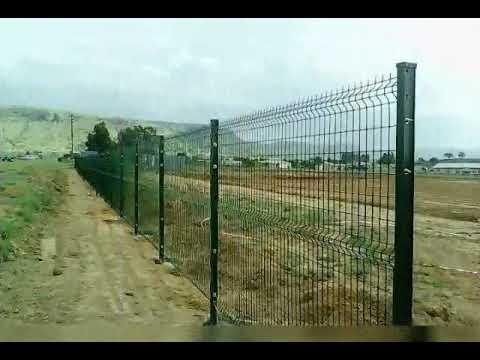 Profetional fencing in Zululand Amadlelo Fencing