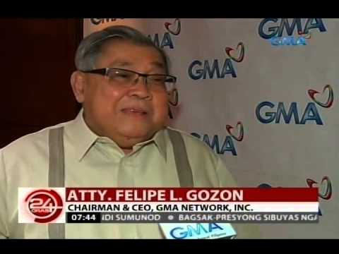 24 Oras:Mel Tiangco, muling pumirma ng exclusive contract sa GMA Network