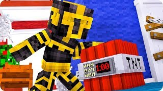 Massi Desactiva Una Bomba En Minecraft 😱