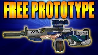 GET 5 FREE PROTOTYPE WEAPONS AT ANY LEVEL Defiance 2050 - Prototype Weapon Guide