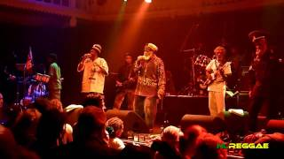"ABYSSINIANS ""Declaration Of Rights"" Paradiso, Amsterdam 2011"
