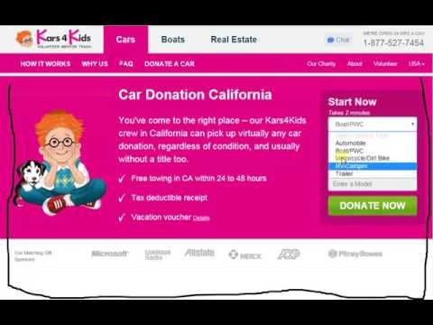 Donate Car to Charity California Part 9 | Donate Car to Charity | Donate Car