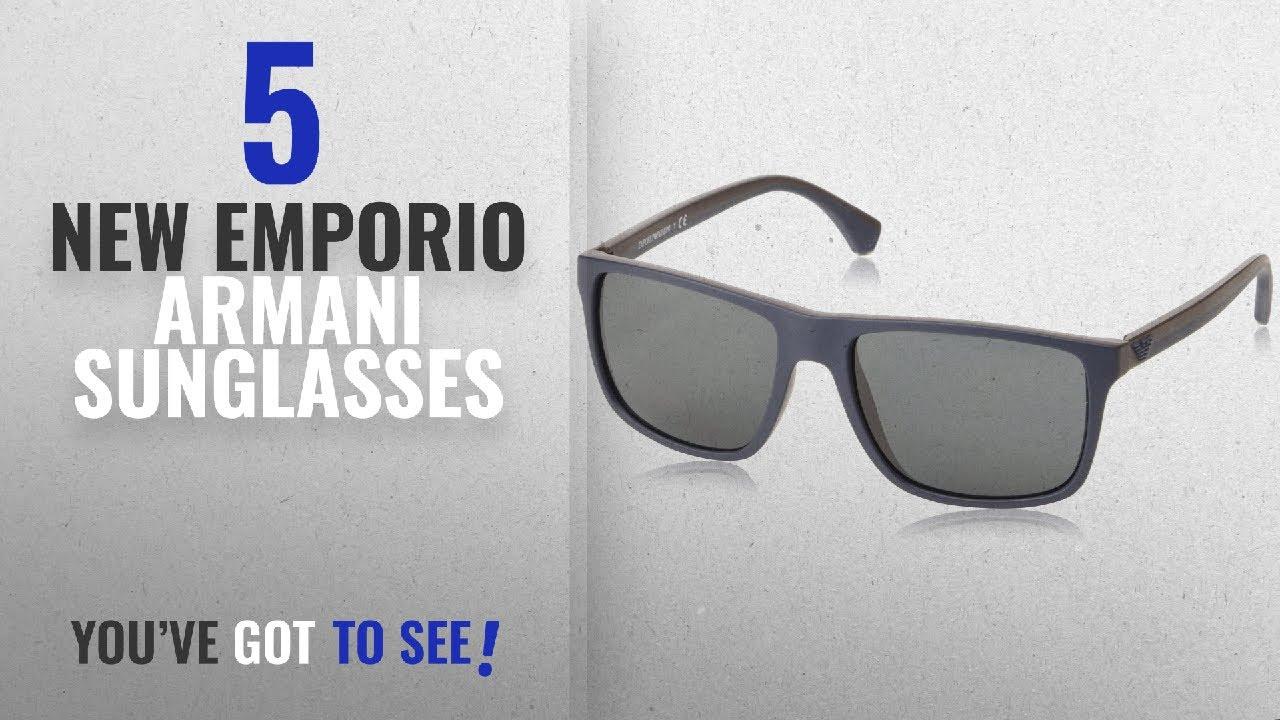 a88b6aca8936 Top 10 Emporio Armani Sunglasses   Winter 2018    Emporio Armani EA ...