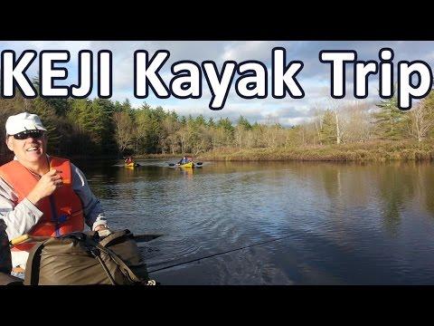 Kejimkujik Kayak and Canoe Trip