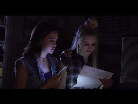 Thumbnail: A Cowgirl's Story - Dusty and Savannah Break In Scene (Chloe Lukasiak, Bailee Madison)