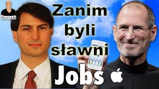 Steve Jobs - Apple | Zanim byli sławni