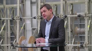 """Unternehmerfrühstück """"viertelvoracht"""" bei Hamacher Elektrotechnik in Mechernich"""