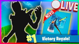 FORTNITE | WE WANT THE NEW GAME MODE!! NEW SKIN TODAY? | 396 WINS | Livestream