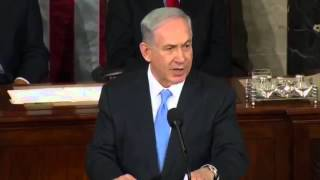 Top 10 moments from Netanyahu's speech to congress