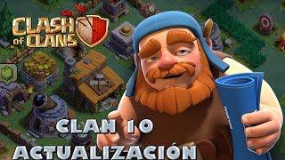 Clan Nivel 10 Actualización de Clash Of Clans y Novedades