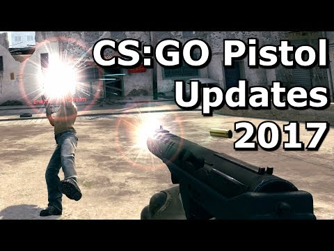 CS:GO - Weapon Updates Picking up Pace