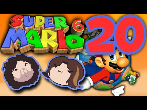 Super Mario 64: Flingin' Fools - PART 20 - Game Grumps