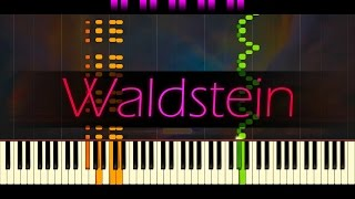 "Piano Sonata No. 21, ""Waldstein"" (1st mvt) // BEETHOVEN"