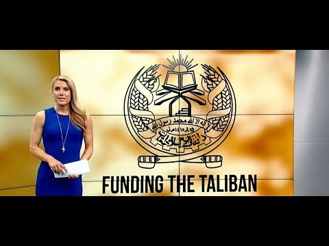 Taliban building state in Helmand with US cash