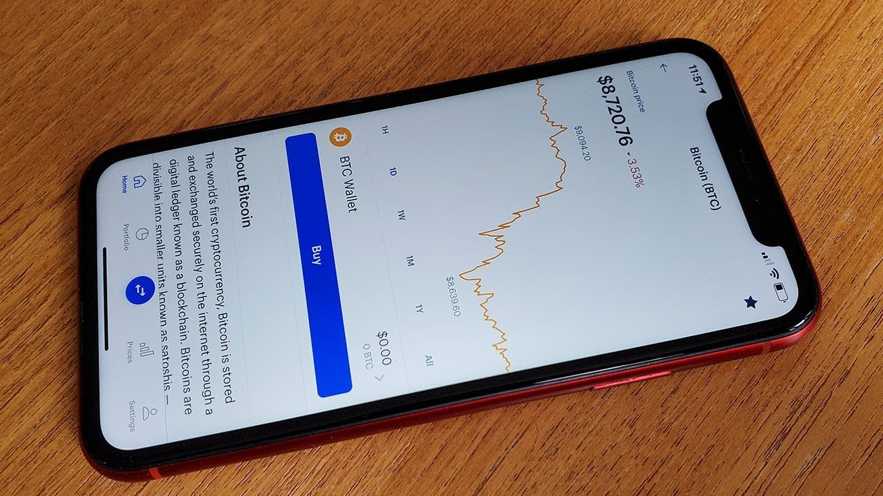 best iphone apps to buy cryptocurrency