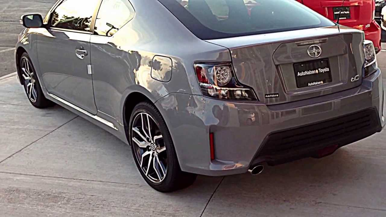 Scion Cement Grey : Scion tc cement youtube