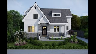 Traditional House Plan 3571-00004
