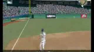 MLB 08 The Show: Toronto at Tampa Bay, Game 23