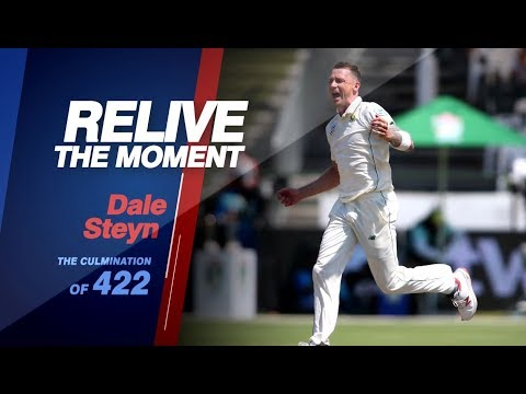Dale Steyn | Relive the Moment | The Culmination of 422 Mp3