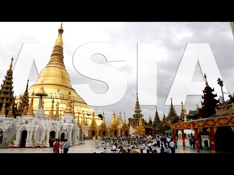5 Countries. 4 Weeks. 8 Minutes - A Trip to Southeast Asia