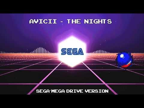 Avicii - The Nights (SEGA MEGA DRIVE VERSION)