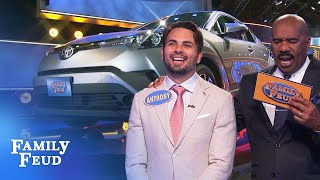 Car Stars: Dinisi Family 🚗⭐️ | Family Feud